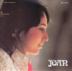 Joan Baez - Joan CD (album) cover