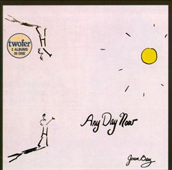 Joan Baez - Any Day Now CD (album) cover