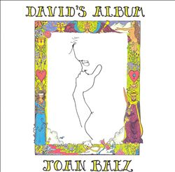 Joan Baez - David's Album CD (album) cover