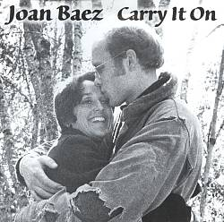 Joan Baez - Carry It On CD (album) cover