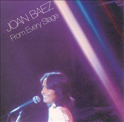 Joan Baez - From Every Stage CD (album) cover