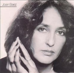 Joan Baez - Honest Lullaby CD (album) cover