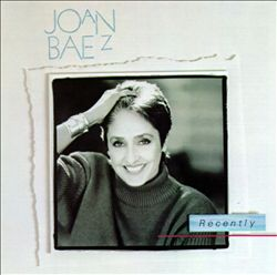 Joan Baez - Recently CD (album) cover