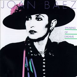 Joan Baez - Speaking Of Dreams CD (album) cover