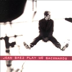Joan Baez - Play Me Backwards CD (album) cover