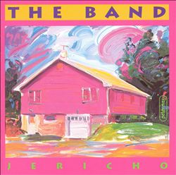 The Band - Jericho CD (album) cover