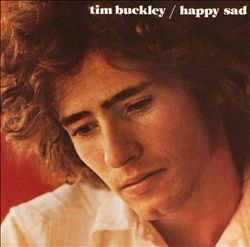 TIM BUCKLEY - Happy Sad CD album cover