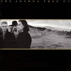 U2 - The Joshua Tree CD album cover