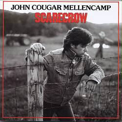 JOHN MELLENCAMP - Scarecrow CD album cover