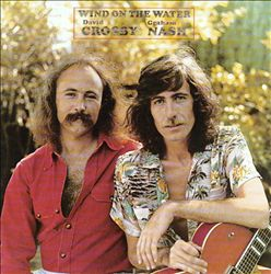 David Crosby - Wind On The Water (with Graham Nash) CD (album) cover