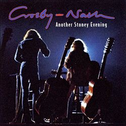 David Crosby - Another Stoney Evening CD (album) cover