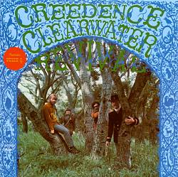 Creedence Clearwater Revival - Creedence Clearwater Revival CD (album) cover