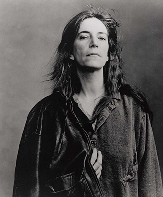 PATTI SMITH image groupe band picture