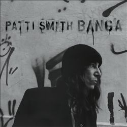 Patti Smith - Banga CD (album) cover