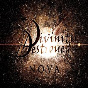 Divinity Destroyed - Nova CD (album) cover