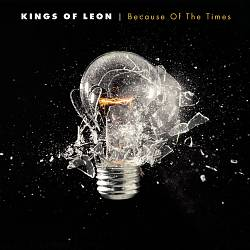 KINGS OF LEON - Because Of The Times CD album cover