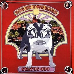 STATUS QUO - Dog Of Two Head CD album cover