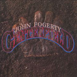 JOHN FOGERTY - Centerfield CD album cover