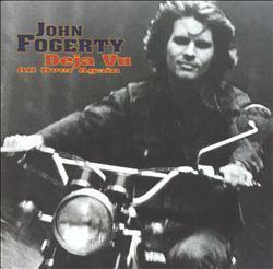 JOHN FOGERTY - Deja Vu All Over Again CD album cover