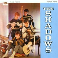The Shadows - The Shadows [1961] CD (album) cover