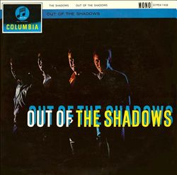 The Shadows - Out Of The Shadows (mono/stereo) CD (album) cover