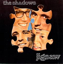 The Shadows - Jigsaw CD (album) cover