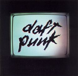 DAFT PUNK - Human After All CD album cover