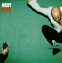 MOBY - Play CD album cover