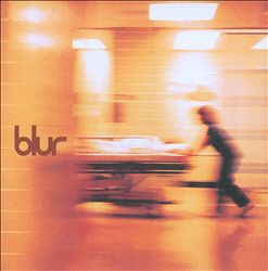 BLUR - Blur CD album cover