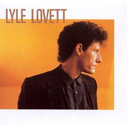 Lyle Lovett - Lyle Lovett CD (album) cover