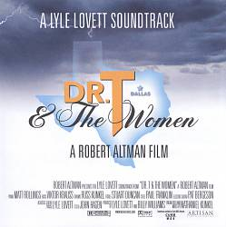 Lyle Lovett - Dr. T & The Women CD (album) cover