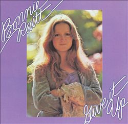 BONNIE RAITT - Give It Up CD album cover