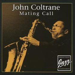 John Coltrane - Mating Call CD (album) cover