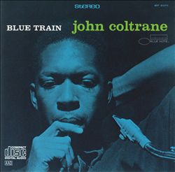 John Coltrane - Blue Train CD (album) cover
