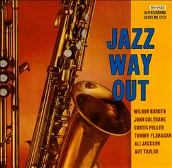 John Coltrane - Jazz Way Out CD (album) cover