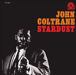 John Coltrane - Stardust CD (album) cover
