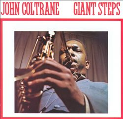 JOHN COLTRANE - Giant Steps CD album cover