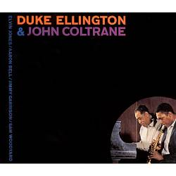 John Coltrane - Duke Ellington & John Coltrane CD (album) cover