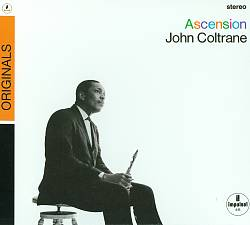 John Coltrane - Ascension CD (album) cover