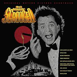 Danny Elfman - Scrooged CD (album) cover