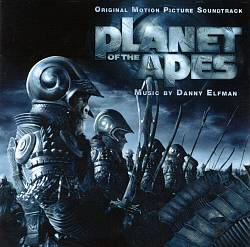 Danny Elfman - Planet Of The Apes CD (album) cover