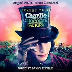 Danny Elfman - Charlie And The Chocolate Factory CD (album) cover