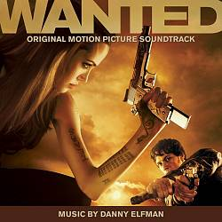Danny Elfman - Wanted CD (album) cover