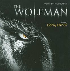 Danny Elfman - The Wolfman CD (album) cover