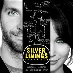 Danny Elfman - Silver Linings Playbook CD (album) cover