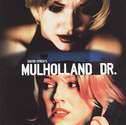 ANGELO BADALAMENTI - Mulholland Drive CD album cover