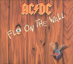 Ac/dc - Fly On The Wall CD (album) cover