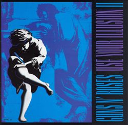 GUNS N' ROSES - Use Your Illusion Ii CD album cover