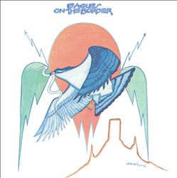 Eagles - On The Border CD (album) cover