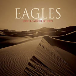 Eagles - Long Road Out Of Eden CD (album) cover